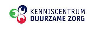 Logo Kenniscentrum Duurzame Zorg