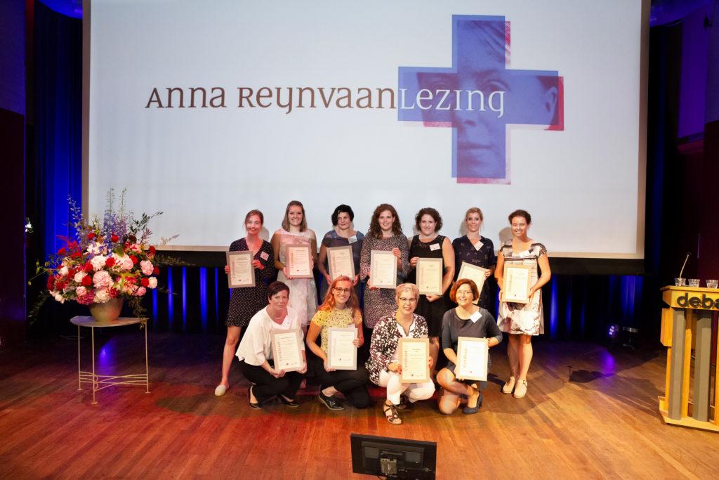 Foto Nijmeegse nominaties Anna Reijnvaanprijs