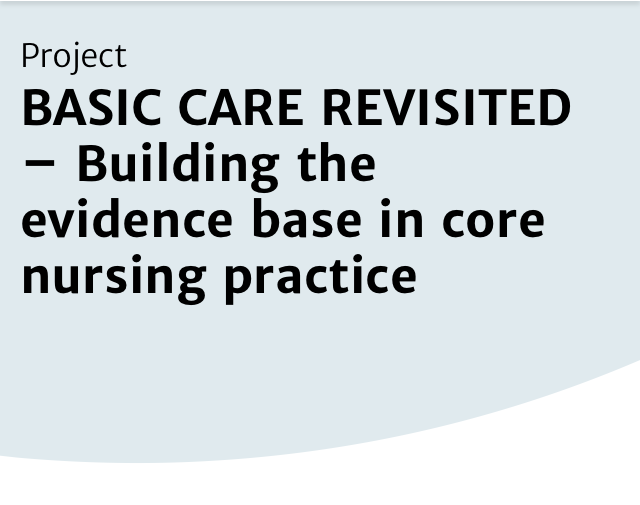 Project Basic Care revisited
